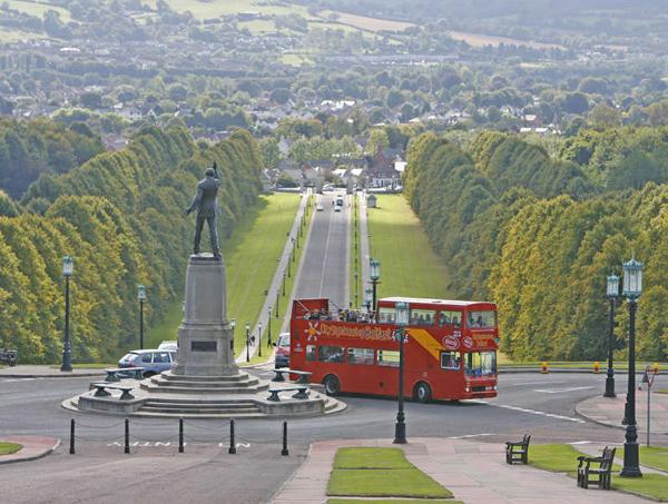 Irlanda : recorrido por Dublin y Belfast 14