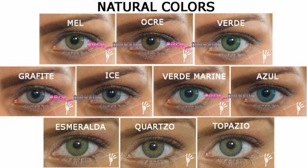 Imagenes de lo pupilentes grises imagui - Colores verdes azulados ...
