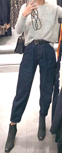 """Cómo armar diferentes looks con pantalones """"slouchy"""" 4"""