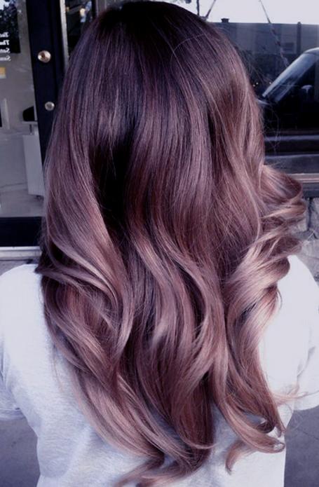"""¿Cómo es la coloración de cabello """"sombré""""? 2"""