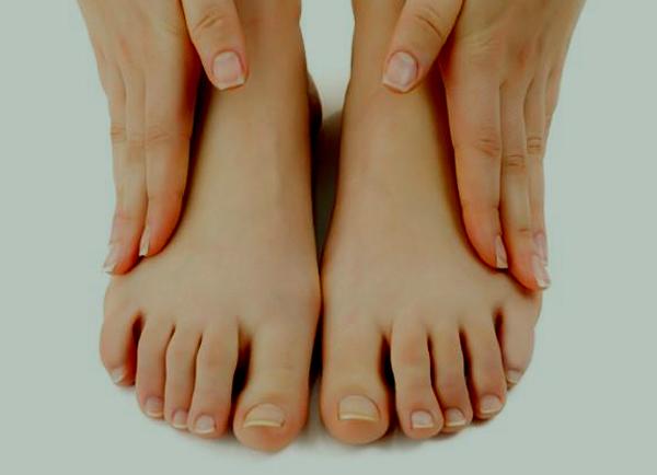 Cómo tener pies sanos y fuertes 1