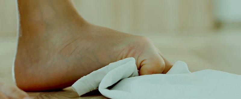 Cómo tener pies sanos y fuertes 4
