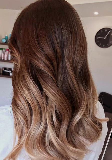 """¿Cómo es la coloración de cabello """"sombré""""? 1"""