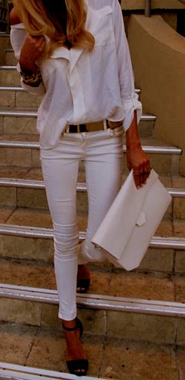 ¿Cuáles son los colores y estilos de jeans que no deben faltarnos? 7