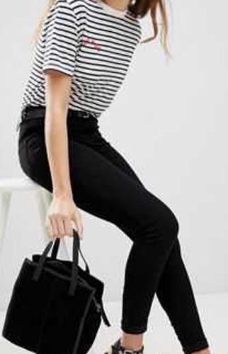 ¿Cuáles son los colores y estilos de jeans que no deben faltarnos? 8