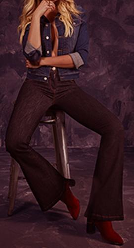 ¿Cuáles son los colores y estilos de jeans que no deben faltarnos? 5