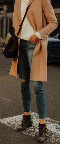 Diferentes maneras de usar skinny jeans 2