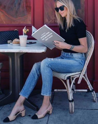 Diferentes maneras de usar skinny jeans 1