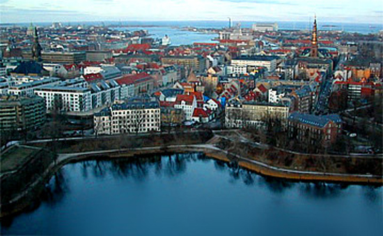Principales sitios de interés en Suecia y Dinamarca 2