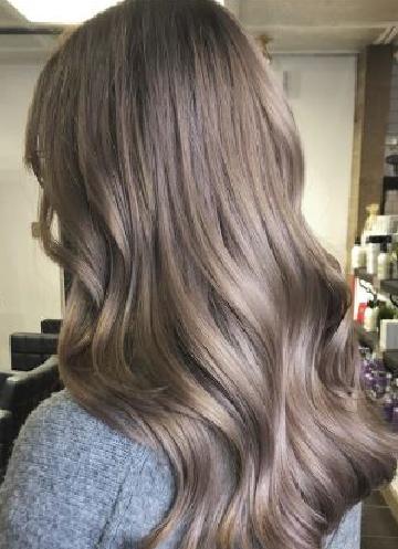El chocolate lila y el mushroom blonde son las nuevas tendencias en coloración 3