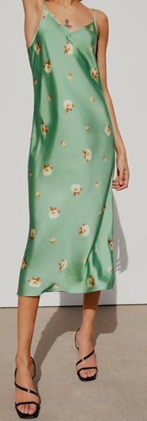 El vestido lencero: un infaltable para el verano 4