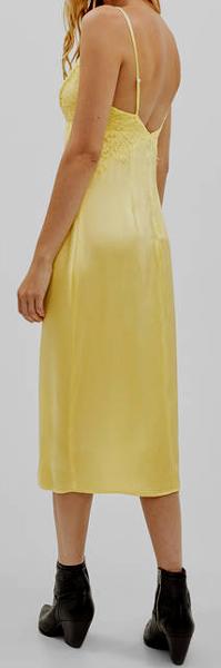El vestido lencero: un infaltable para el verano 5