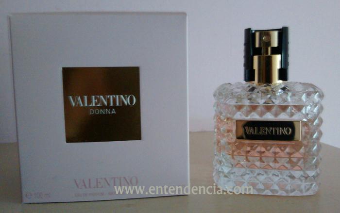 Los diferentes colores de los perfumes 1