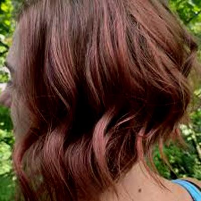 """La coloración """"strawberry brunette"""" 2"""