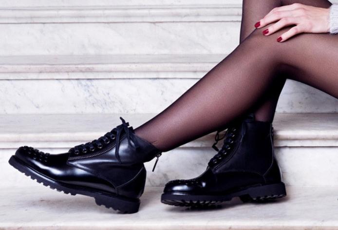Maneras de usar botines sin acortar las piernas 5