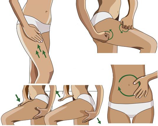 Masajes-para-eliminar-la-celulitis