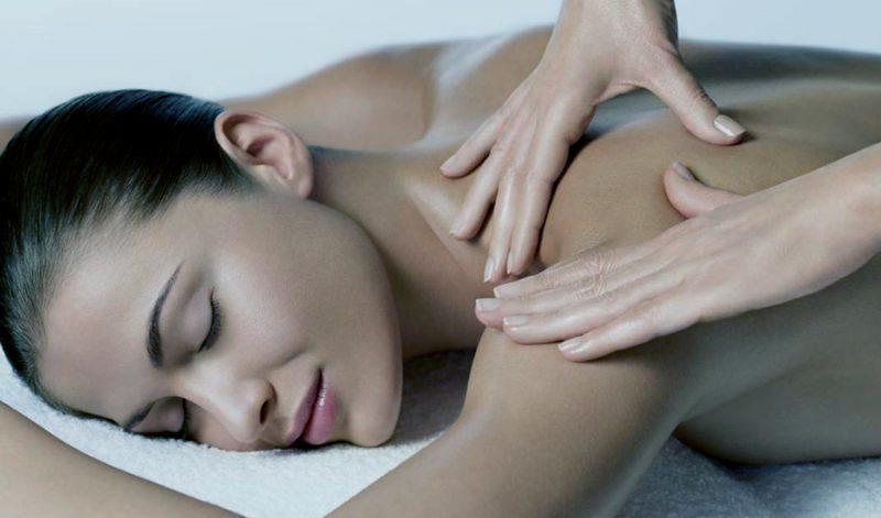 Masajes que alivian dolores de espalda 3