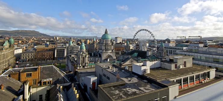 Irlanda : recorrido por Dublin y Belfast 11