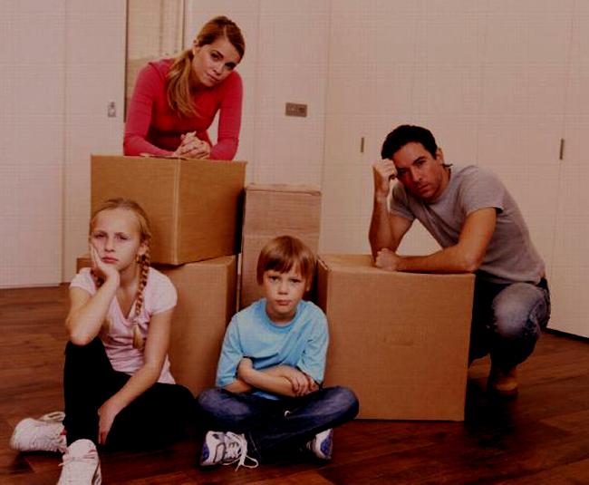 Razones por las cuales mudarse causa estrés 5