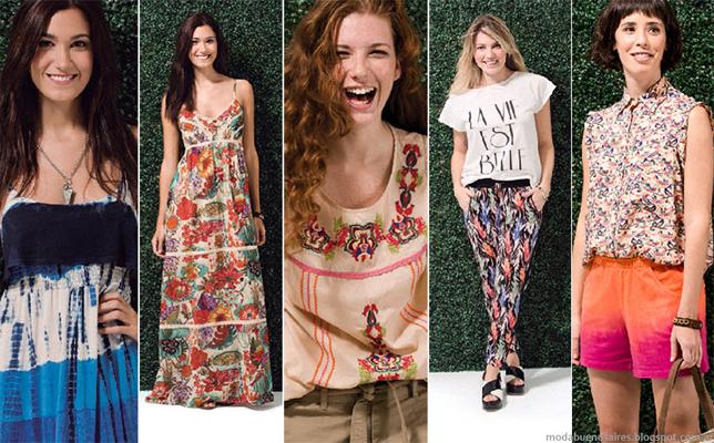Ver primavera verano 2015 moda 2015 mujer