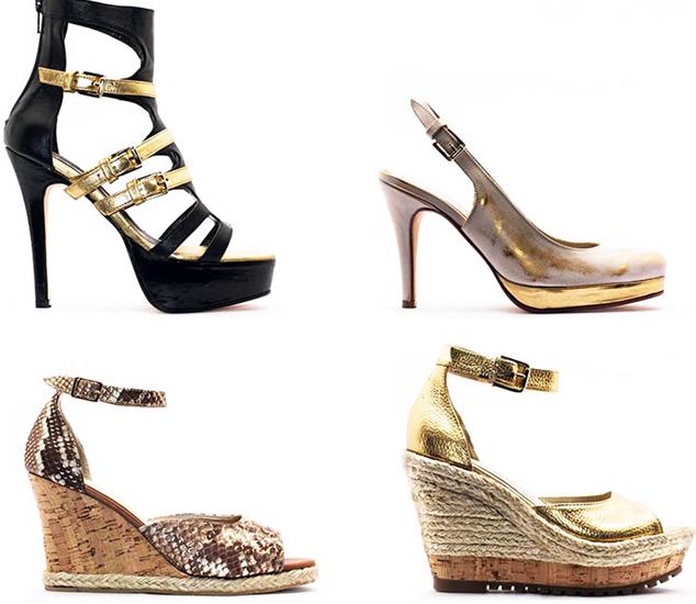 Zapatos primavera verano 2015 moda Anjou