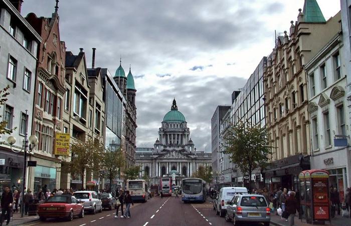 Irlanda : recorrido por Dublin y Belfast 12