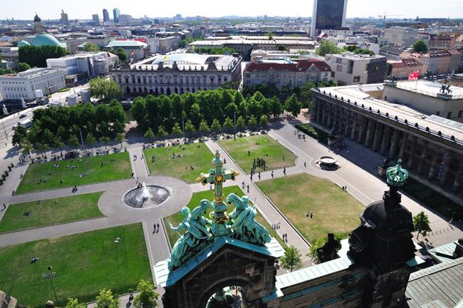 A pie o en bicicleta: dos buenas maneras para conocer BERLIN 2