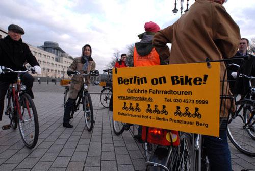 A pie o en bicicleta: dos buenas maneras para conocer BERLIN 17