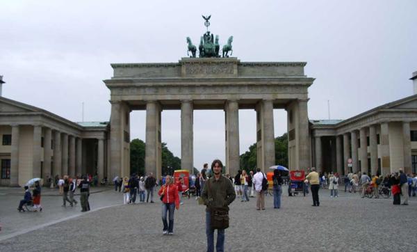 A pie o en bicicleta: dos buenas maneras para conocer BERLIN 5