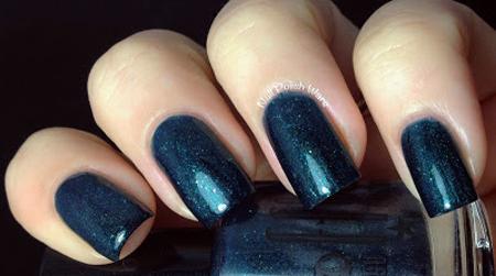 Cómo pintarse las uñas este invierno 1