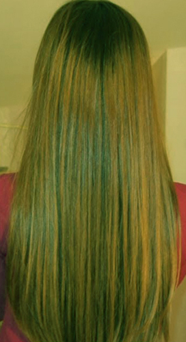 Cómo tener el pelo bien lacio 6