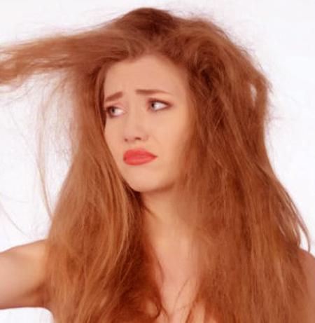 Cómo tener el pelo bien lacio 3
