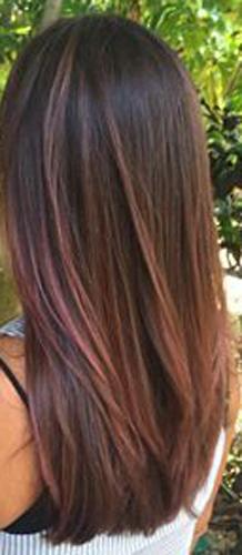 Cómo tener el pelo bien lacio 5