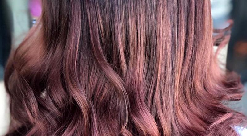 """La coloración """"strawberry brunette"""" 1"""