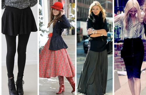 como lograr diferentes looks con faldas y polleras_3