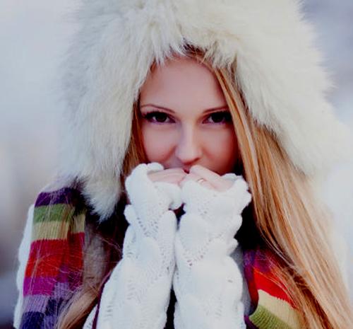 ¿Cómo me cuido la piel en los días fríos? 1