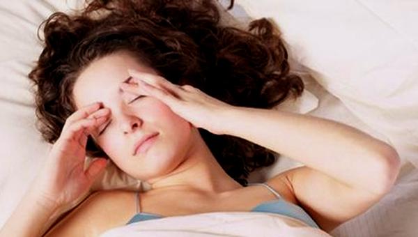 El stress y la falta de sueño afectan la piel 3