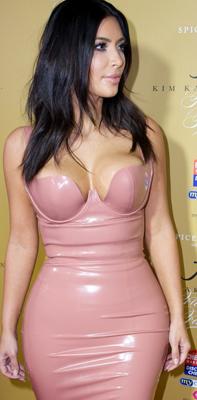 "Kim Kardashian launchs her new fragance ""Fleur Fatale"" in Melbourne 18/11/2014"