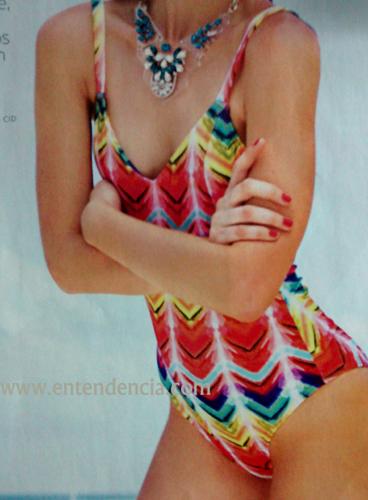 estilos y colores de trajes de baño para este verano