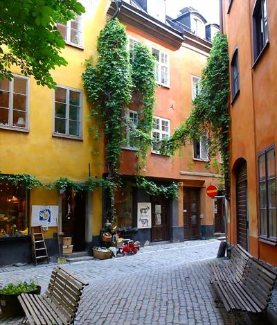 Principales sitios de interés en Suecia y Dinamarca 13