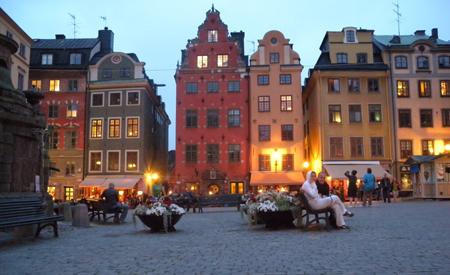 Principales sitios de interés en Suecia y Dinamarca 9