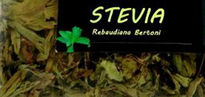 hojas de stevia