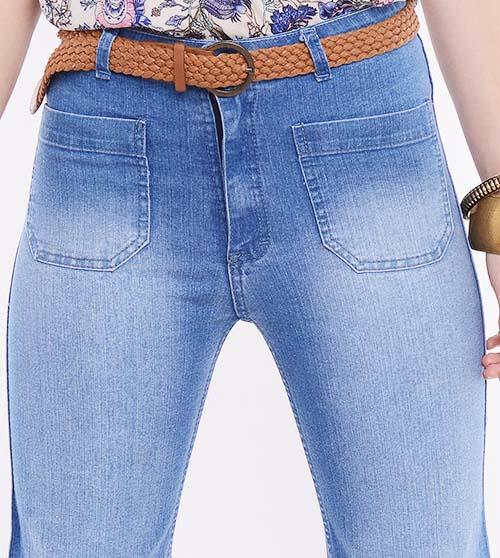Los jeans que están de moda 1