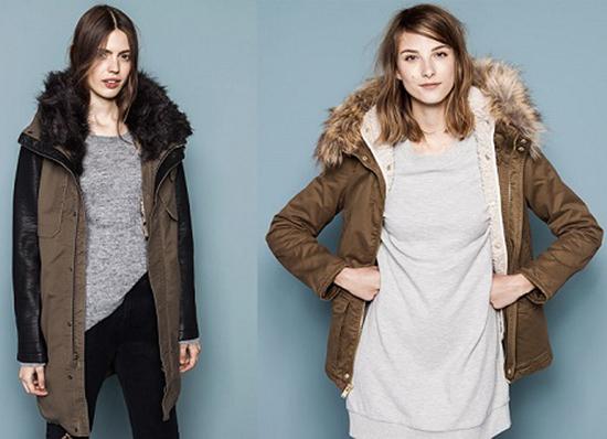 la  parka-el abrigo mas practico para el invierno