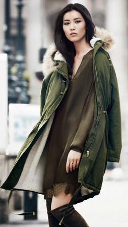 la  parka_el abrigo mas practico para el invierno