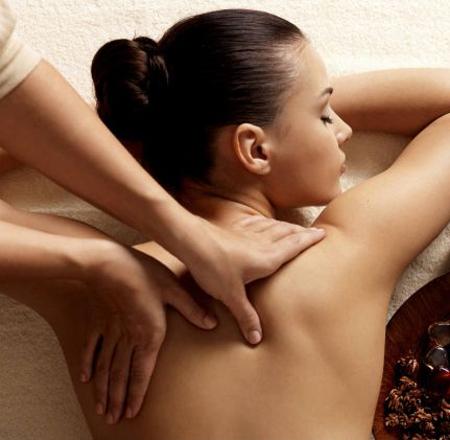 los masajes que sirven para renovar energia