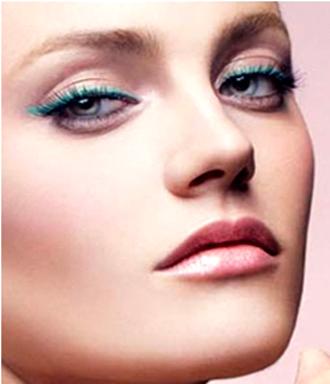 maquillaje flashy