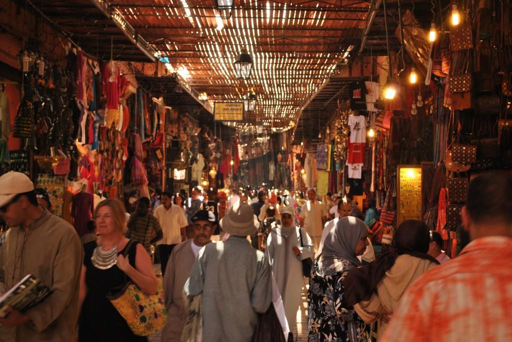 Lugares para visitar en Marrakech, la ciudad más turística de MARRUECOS 5