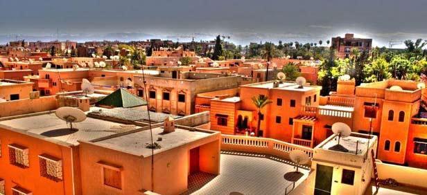 Lugares para visitar en Marrakech, la ciudad más turística de MARRUECOS 4