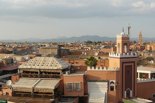Lugares para visitar en Marrakech, la ciudad más turística de MARRUECOS 2